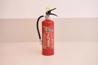 消防設備工事例 消火器具 設置 タナカ消防設備 熊本