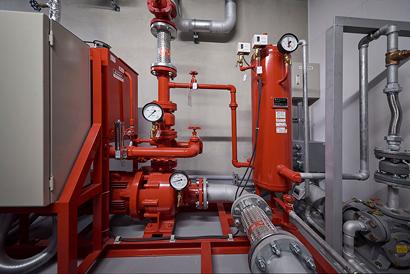 消防設備工事例 スプリンクラー 設置 タナカ消防設備 熊本