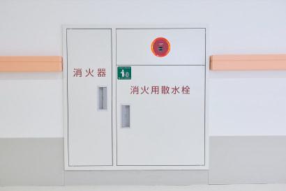 消防設備工事例 屋内外消火栓設備 設置 タナカ消防設備 熊本