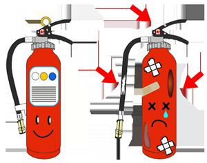 古い消火器引き取ります タナカ消防設備 熊本